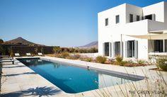 Luxury Paros Villas, Paros Villa Zidane, Cyclades, Greece