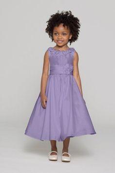 Seahorse Dani Flower Girl Dress | Weddington Way $178