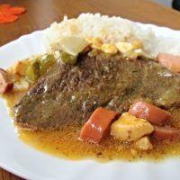 Recept : Rozlítaný španělský ptáček   ReceptyOnLine.cz - kuchařka, recepty a inspirace Steak, Beef, Meat, Steaks