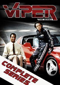 Dorian Harewood and James McCaffrey in Viper Viper Car, Dodge Viper, Lego Batman, Superhero, 80s Shows, Hero Tv, Television Program, Friends Tv Show, Film Serie