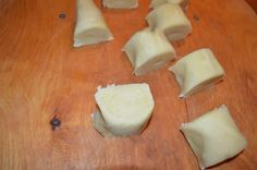 NapadyNavody.sk | Jemné maslové osie hniezda, posypané práškovým cukrom Cheese, Food, Essen, Meals, Yemek, Eten
