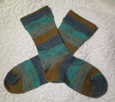 Handmade Angora Wool Mix Socks SIZE: 4-6 UK, 6-8 US, 36-38 EURO £15.00