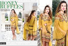 Maryam Chiffon Vol-13 2017 M30 | Clothing9 Store