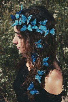 El Cielo Fairy Crown by wildandfreejewelry on Etsy