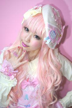 Kawaii fashion ~ j fashion ~ harajuku ~ gyaru ~ fairy kei ~ lolita fashion ~ gothic lolita ~ pastel goth ~ decora ~ sweet lolita