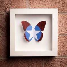 Your place to buy and sell all things handmade Butterfly Effect, All Things, Buy And Sell, Frame, Handmade, Stuff To Buy, Home Decor, Picture Frame, Hand Made