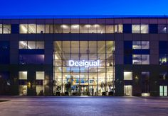 Desigual Headquarters - Martínez Otero Contract Design - Turull - Sorensen