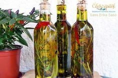 Fűszerolaj házilag – remek ízesítő, mutatós gasztroajándék