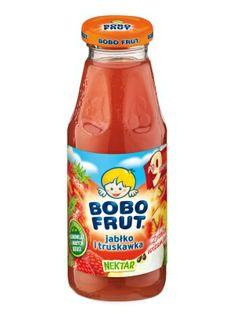 Nektar BOBO FRUT składa się z samych owoców, bez sztucznych dodatków i aromatów. Owoce wyselekcjonowano z ekologicznie czystych upraw, aby mieć gwarancję bezpieczeństwa Twojego malucha. Pyszne jabłko i słodka truskawka to doskonałe źródło naturalnej witaminy C, wzmacniającej odporność i zdrowie dziecka.