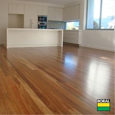 Solid QLD Spotted Gum flooring