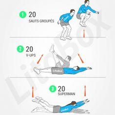 Programme pectoraux et triceps pdf t l charger poids for Exterieur triceps