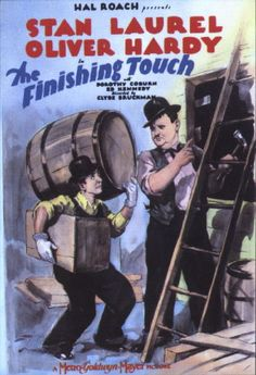 The Finishing Touch, 1928