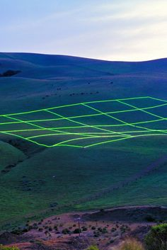 Stuart Williams – Luminous Earth Grid                                                                                                                                                                                 More