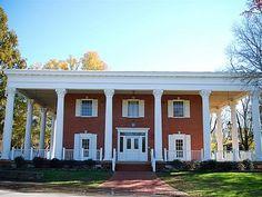 HERITAGE HOUSE - Chattanooga Wedding Venue - 1428 Jenkins Road