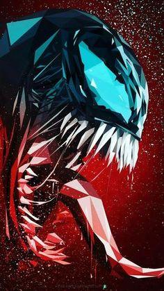 Venom Comics, Marvel Comics Art, Marvel Heroes, Deadpool Wallpaper, Avengers Wallpaper, Spiderman Art, Amazing Spiderman, Venom Spiderman, Arte Final Fantasy