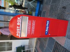 mailbox red...andalusie