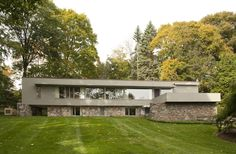 The Breuer-Robeck House,designed by Marcel Breuer.