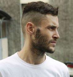 short undercut hairstyles men