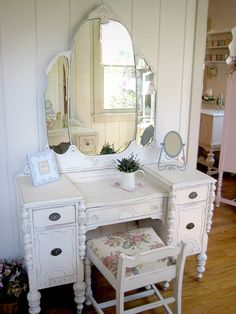 Lovely antique vanity