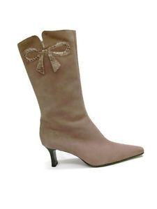 Peter-Kaiser-Women's-Pink-Suede-Boots  http://stores.ebay.com/thegoldenshoe847?_trksid=p2047675.l2563