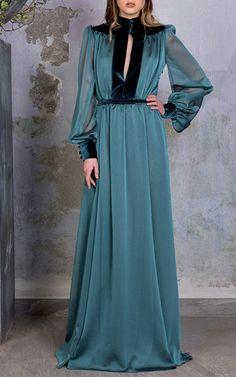 Luisa Beccaria Look 32 on Moda Operandi