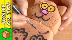 Süngerden etkinlik yaparak çocuklarınız için çok güzel oyuncaklar yapabilirsiniz. Hatta onlarla birlikte yaparak onların istediği gibi dizayn edebilirsiniz