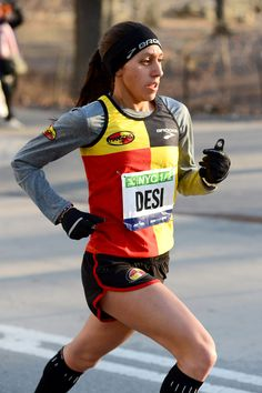 Desi Linden dishes on preparing for the NYC marathon