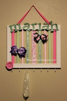 Headband/Bow Holder