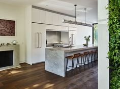 Tour a Very Innovative Townhouse Renovation in Williamsburg -- The Cut