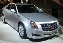 Cadillac CTS - Wikipedia 2gen