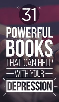33 Powerful Books That Can Help With Depression