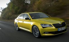 Skoda Superb and Octavia take home Honest John awards… Sales of the Skoda Octavia and Superb (seen above) are both heading in the right direction with local sales increasing this year by and [. Luxury Life, Cars And Motorcycles, Volkswagen, Vehicles, Car Stuff, Awards, Yellow, Autos, Automobile
