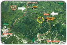"""Hogyan juthat el """"Zeleni vir"""" - Skrad   turisztikai egyesület a település Skrad"""