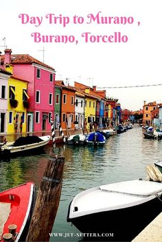 Murano, Burano, Torcello, Discovering The Islands of Venice | Burano | Things To Do in Venice | Jet-settera Travel Blog | Italy Travel Tips
