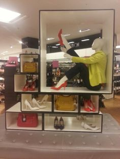 Bags  Shoes @ Debenhams Cardiff VM