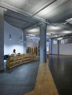 Target Studio headquartes by Studio Pinelli, Fiorano Modenese – Italy