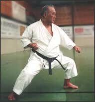 Sensei Kase karate shotokan