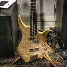 .strandberg got bass NAMM 2016