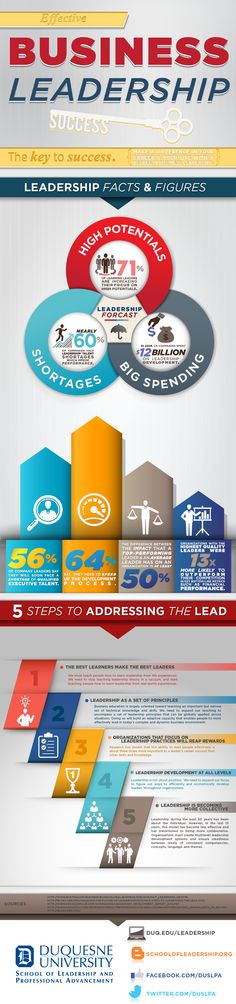 Effective Business Leadership Success - Stats about Leadership in Business