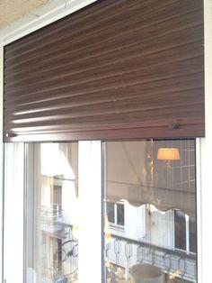 Ρολά αλουμινίου για κουφώματα μικρών και μεγάλων διαστάσεων. Aluminium Windows, Aluminum Metal, Metal Working, Doors, Metalworking, Gate