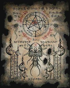 Necronomicon Fragment 039
