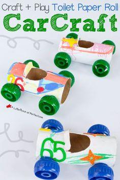 kids crafts for toddlers ~ kids crafts . kids crafts for boys . kids crafts for toddlers . kids crafts for mothers day . Fun Crafts For Kids, Diy For Kids, Crafts To Make, Recycled Crafts For Kids, Paper Craft For Kids, Crafts With Recycled Materials, Recycle Crafts, Fun Diy Crafts, Homemade Crafts