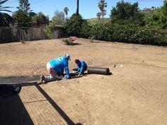 Landscape Contractor and Homeowner Engagement. Modern Ranch, Mid-century Modern, Dry River, Santa Barbara Ca, Garden Maintenance, Determination, Design Projects, Landscape Design, Evolution