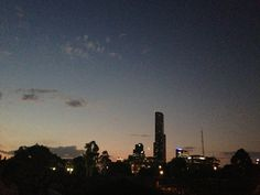 □ i-Phone 5 _ FEB. 13, 2013  beautiful music, Lovely moon and sky with a good friend. Here I am, end of the summer in Melbourne. It's about to like this city.