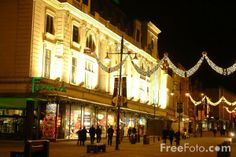 The  Christmas lights on Northumberland st and Fenwicks Window were a must do outing when we were kids.