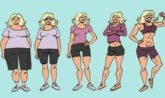 Tak toto sa naozaj oplatí skúsiť: 2 poháre denne, 7 dní a máte ploché bruško Help Losing Weight, Lose Weight, Weight Loss, Detox, Family Guy, Challenges, Fitness, Health, Fictional Characters