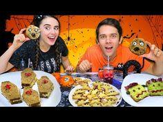 Oct 30, Channel, Make It Yourself, Halloween, Youtube, Food, Meals, Halloween Stuff, Yemek