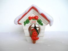 Christmas Ornament  Hallmark Cardinals and by ShoppeAroundTheWorld, $10.99