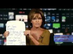 Palin On Fox: I Was Forbidden From Telling Truth About Obama In 2008