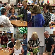 Our Retiree Reception was such a hit! What a joy to see past staff members return to celebrate the 2018 retirees: Lynette Newham Mary Spivey Teresa Kelley and Dr. Mimi Wetherington. #youwillalwaysbeapartofus #retiredteacherlife #learningatlpe
